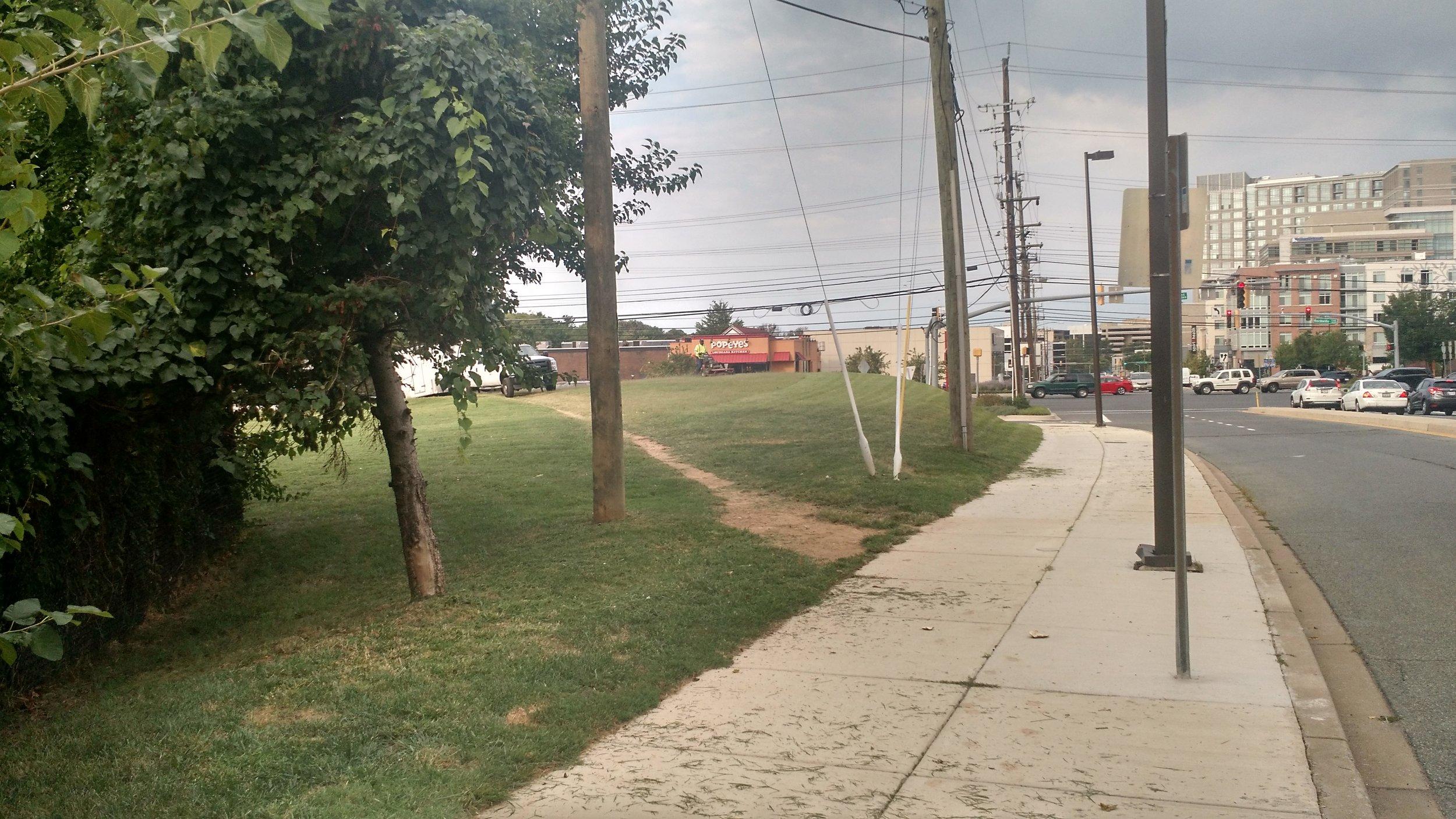 255 # Old Georgetown Rd (SE corner)
