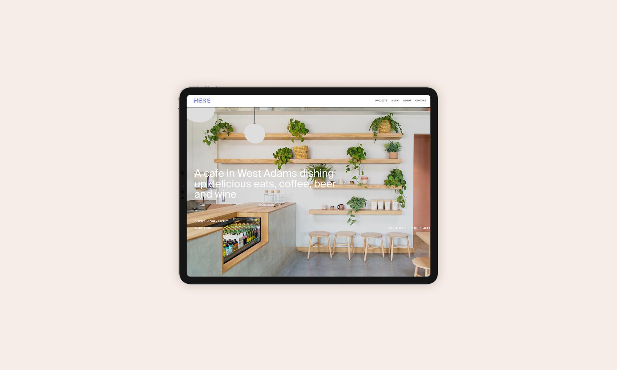 here studio — design and development