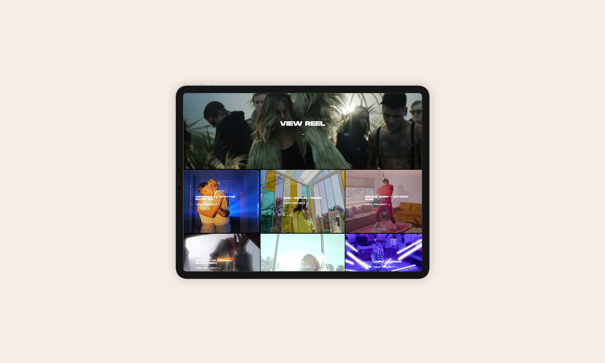 joe desantis — design and development