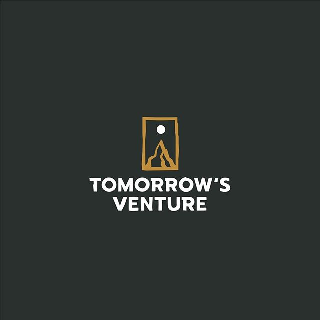 """I recently had the pleasure of working with my friend Rob to develop the identity for @tomorrows_venture. Rob is an outdoor photographer and mental health advocate who uses his platform to bring more awareness to depression and anxiety. These are things that have touched me personally so this project really hit close to home. ⠀⠀⠀⠀⠀⠀⠀⠀⠀ Rob's work is an inspiration and I tried to capture the spirit of his mission in the mark. Seeing the goal ahead and knowing the journey will be difficult, but rising to the occasion because the view at the top is worth the struggles along the way. Here is the final mark along with some earlier explorations. ⠀⠀⠀⠀⠀⠀⠀⠀⠀ Be sure to check out Rob's upcoming exhibition """"A New Day"""" hosted at LinkedIn in SF on June 22 (tomorrow!), with contributions from @chrisburkard and @ruffdraft and proceeds to benefit NamiSF. Check @tomorrows_venture for more info. Thanks Rob for the opportunity to work on such an important project!"""