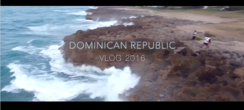 TRAVEL VLOG: DOMINICAN REPUBLIC • 2016 🇩🇴 | Wendy Alcala