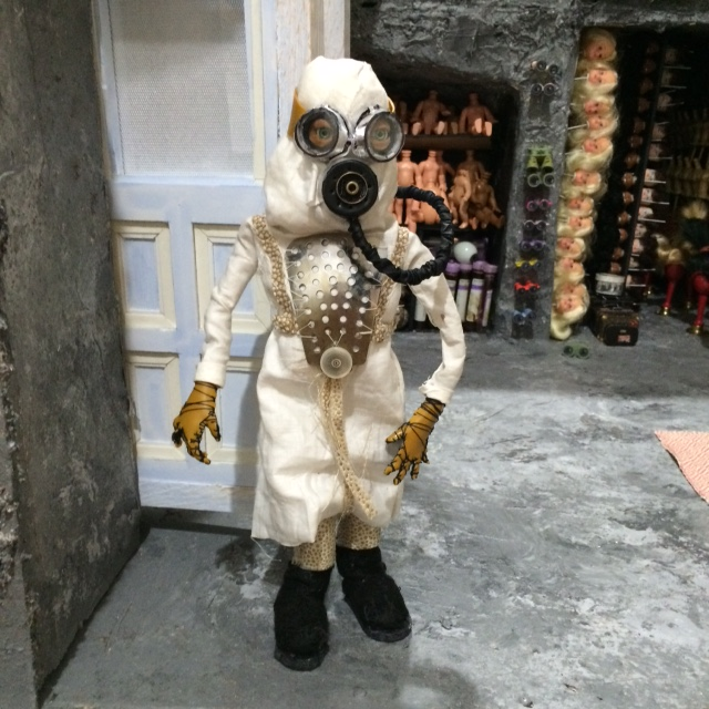 Meeting MacGuffin Human with gas mask.JPG