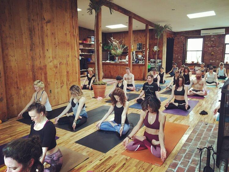 New Vibe Yoga Ashtanga Yoga Nyc