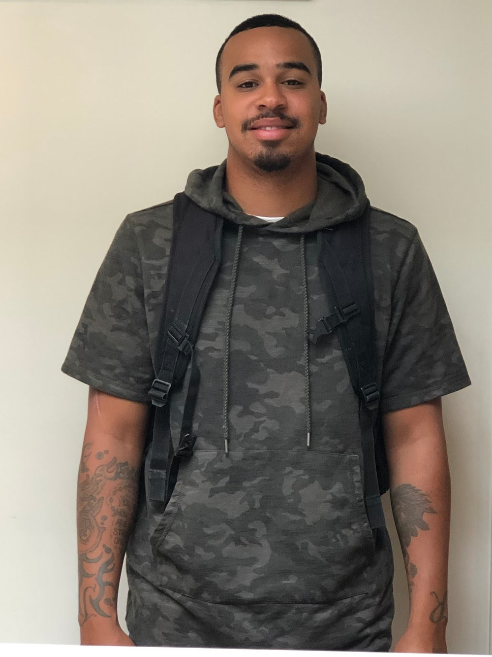 - Student Spotlight: Jeffrey RamosProgram: Pre-Apprentice, February 2019Q: What brought you to YouthBuild Boston?A: I was going through a lot and I was in a bad place and did not have many options. YouthBuild is something that my grandmother told me about, she kept seeing it in the paper. It turned out to be a good option, saved me actually. I don't know where I would be if I didn't get into this, to be honest.Q: Who is your biggest inspiration?A: My biggest inspiration is my little brother. He just graduated from high school and has always told me to do good. He is so humble. He is going to UMASS Dartmouth to study sports management.Q: What is your favorite part about the PA program?A: Being able to work with my hands. Through the program I got my OSHA 10 card and the work experience on the construction site has given me an advantage on my new work site. I'm in a Commercial Union, my local is 327, and right now I'm working near Forest Hills on a residential project. At my new location I have met other apprentices that have yet to get their OSHA cards. YouthBuild has definitely gives me a step ahead in the workplace. Now I'm working towards becoming indentured, which means becoming an official apprentice in the union.Q: What project do you remember working on?A: Through YouthBuild Boston I was able to go to a conference that was held in DC for AmeriCorps Leaders. I was able to meet people from all over the nation, I met people from California, New York even Montana. I didn't know that people actually lived in Montana! My dorm mate was from Ohio, there were just people from all over, and we still stay in touch. At the conference we were given a chance to speak about the development projects that we were on. We made a whole poster and took photos so that they could see the progress that we had made. We were a little nervous at first but it was a great experience. Hopefully I'll be on their staff list one day and get to go again.Q: Top 5 musicians… Go!A: Ed Sheeran, James Arthur, Drake, Da Baby, J ColeQ: What is the most interesting that you've learned?A: I learned that a lot of people are there to support you. When we were working at Ruskindale, a project in Hyde Park, a police officer came by the site to speak to us [students] and gave us positive affirmations about the work that we were doing in the community. Other people would also come by and tell us of all the good that we were doing, they would boost our morale. Ed, our voc instructor, would also tell us to never give up and keep going. He always kept us focused.