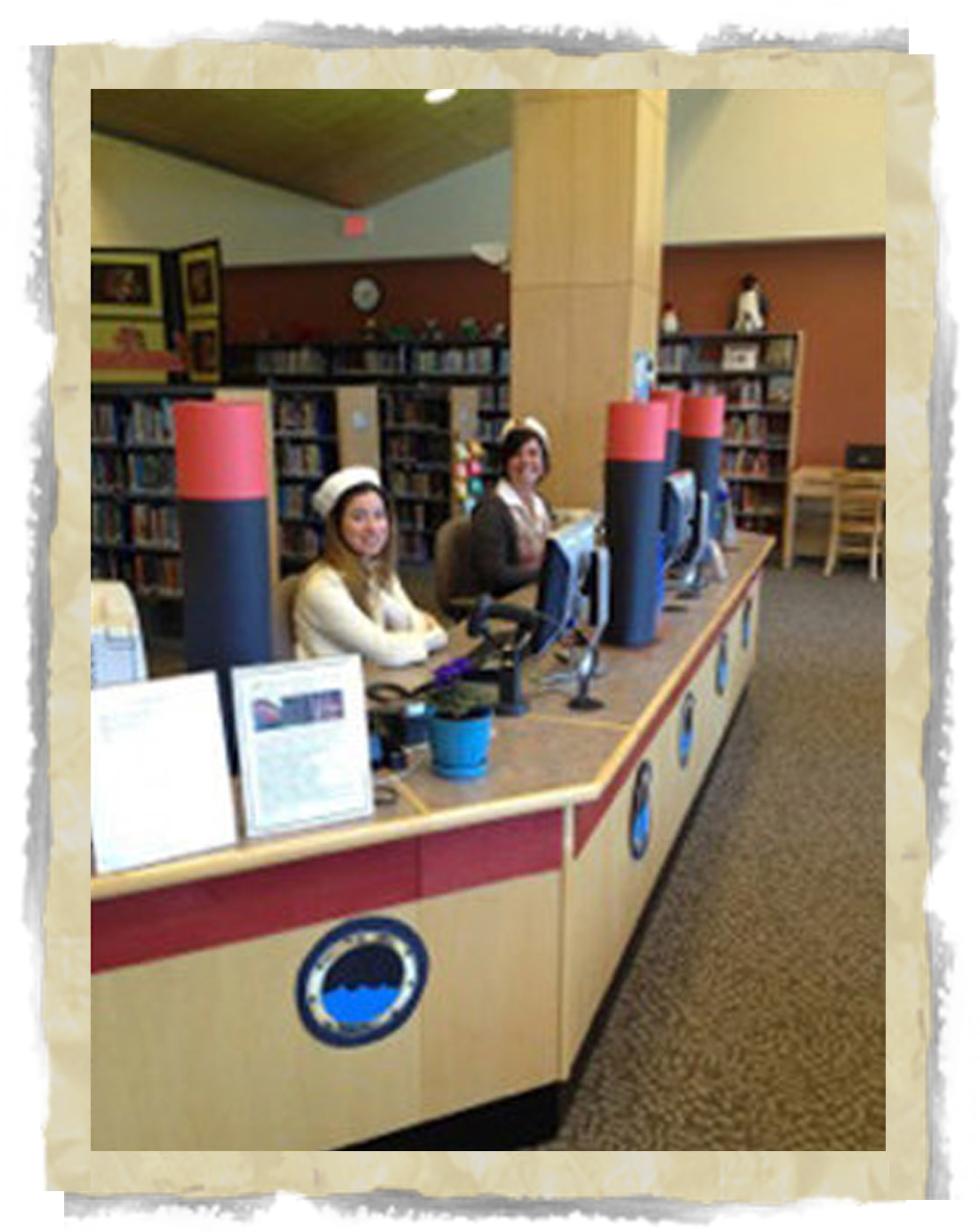 Syosset Public Library -