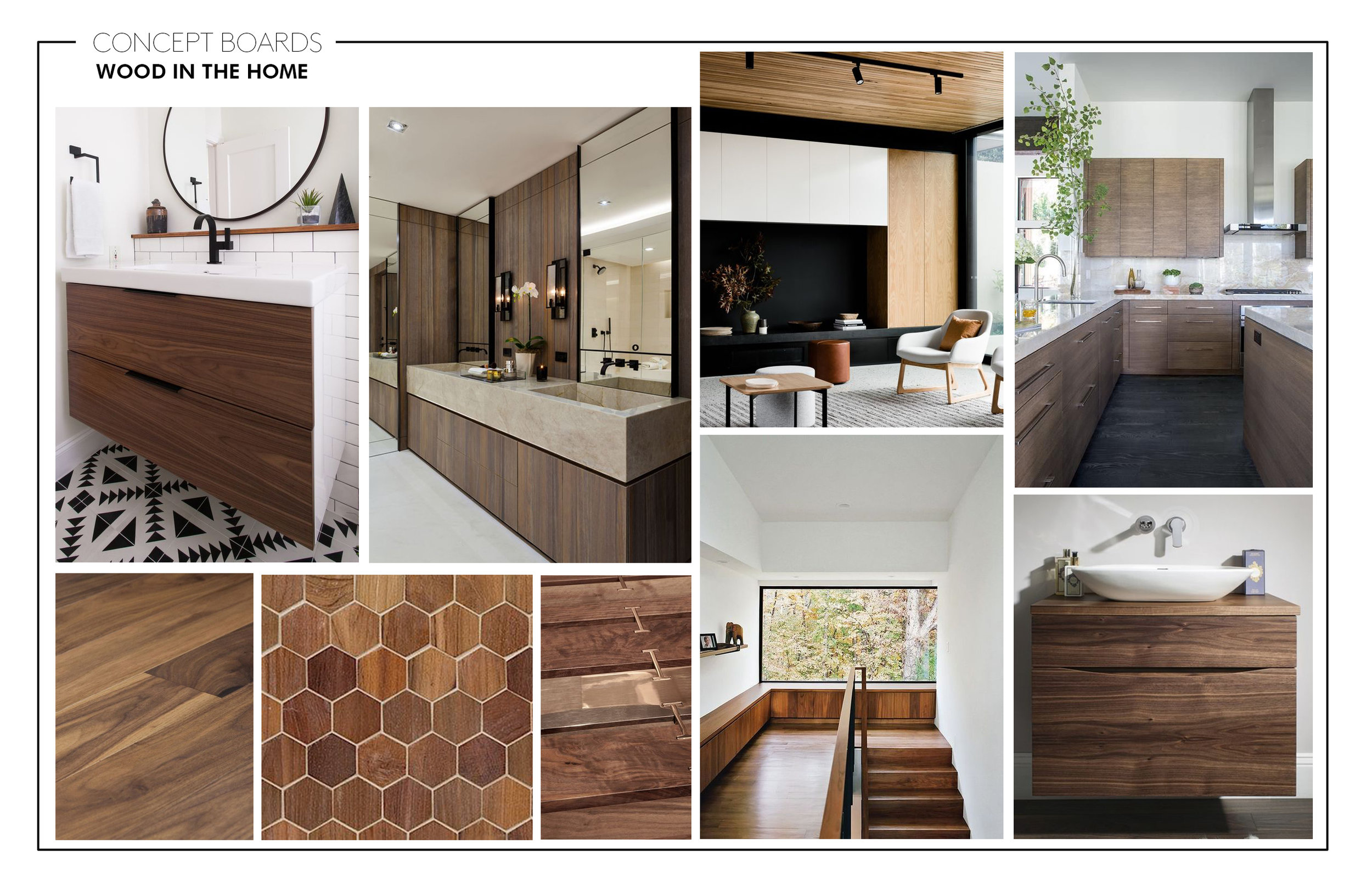 Concept Boards Warm It Up With Wood Studio Bka