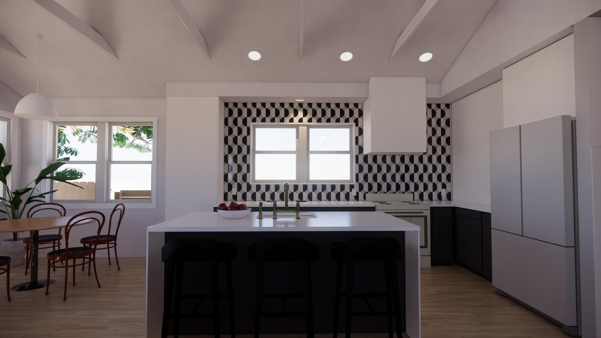The Ikea Kitchen Experience Studio Bka Architects
