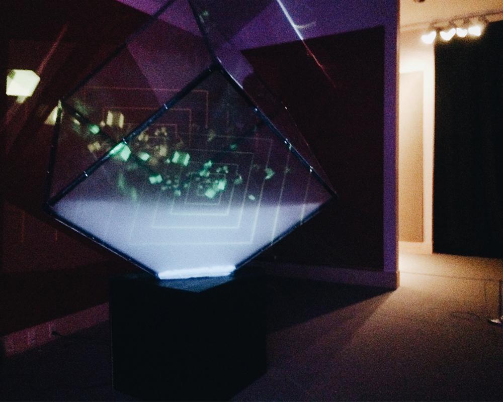 Cube - Interactive Installation Art