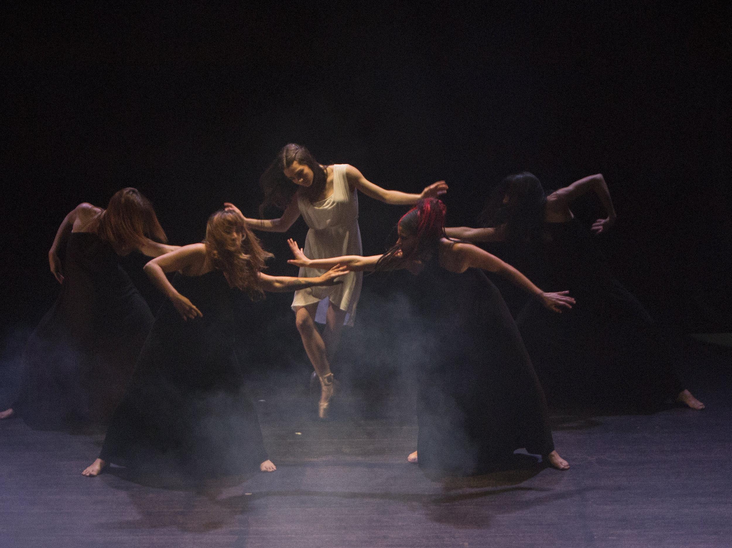 Bailando el silencio 2015