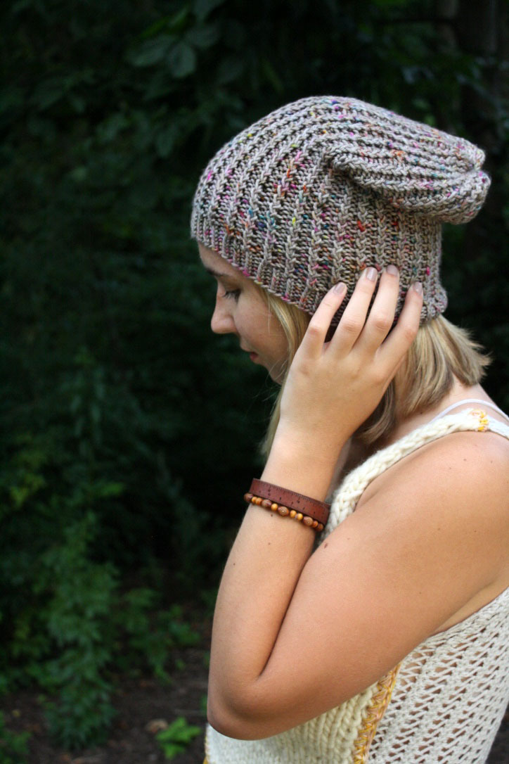 The Rocky Mountain Beanie pictured with the Explorer Tank, to be released later this week.