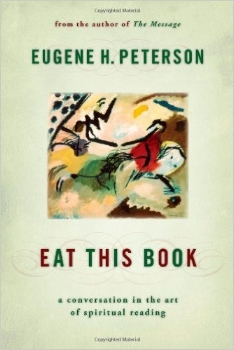 Eat This Book   Eugene H. Peterson