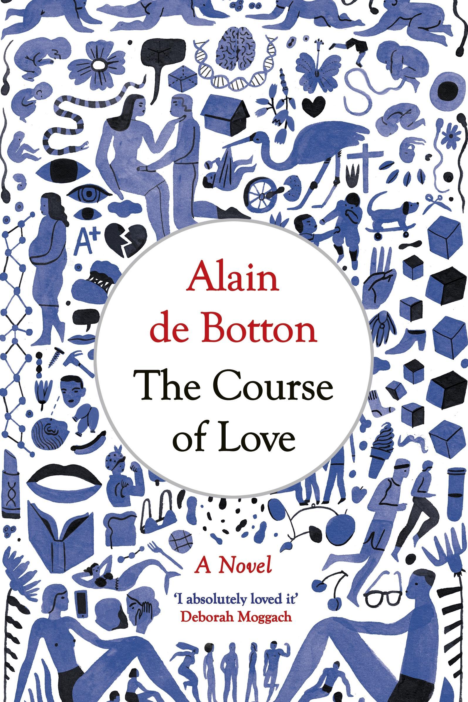 The Course of Love   Alan de Botton