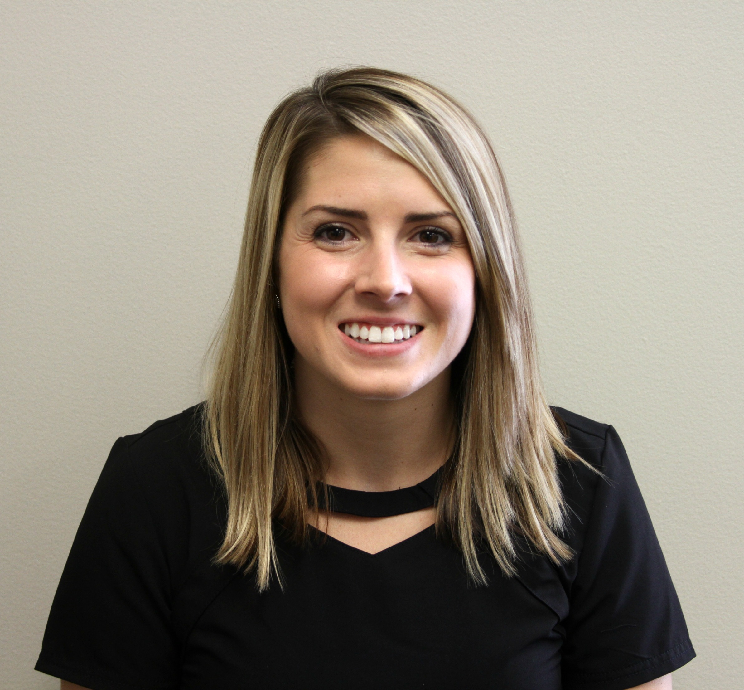 Megan is a part of our administrative staff team, she has been with our office for almost 2 years but and has been in the industry for over 4 years. During her free time she enjoys spending time with her family including her two children and two dogs.