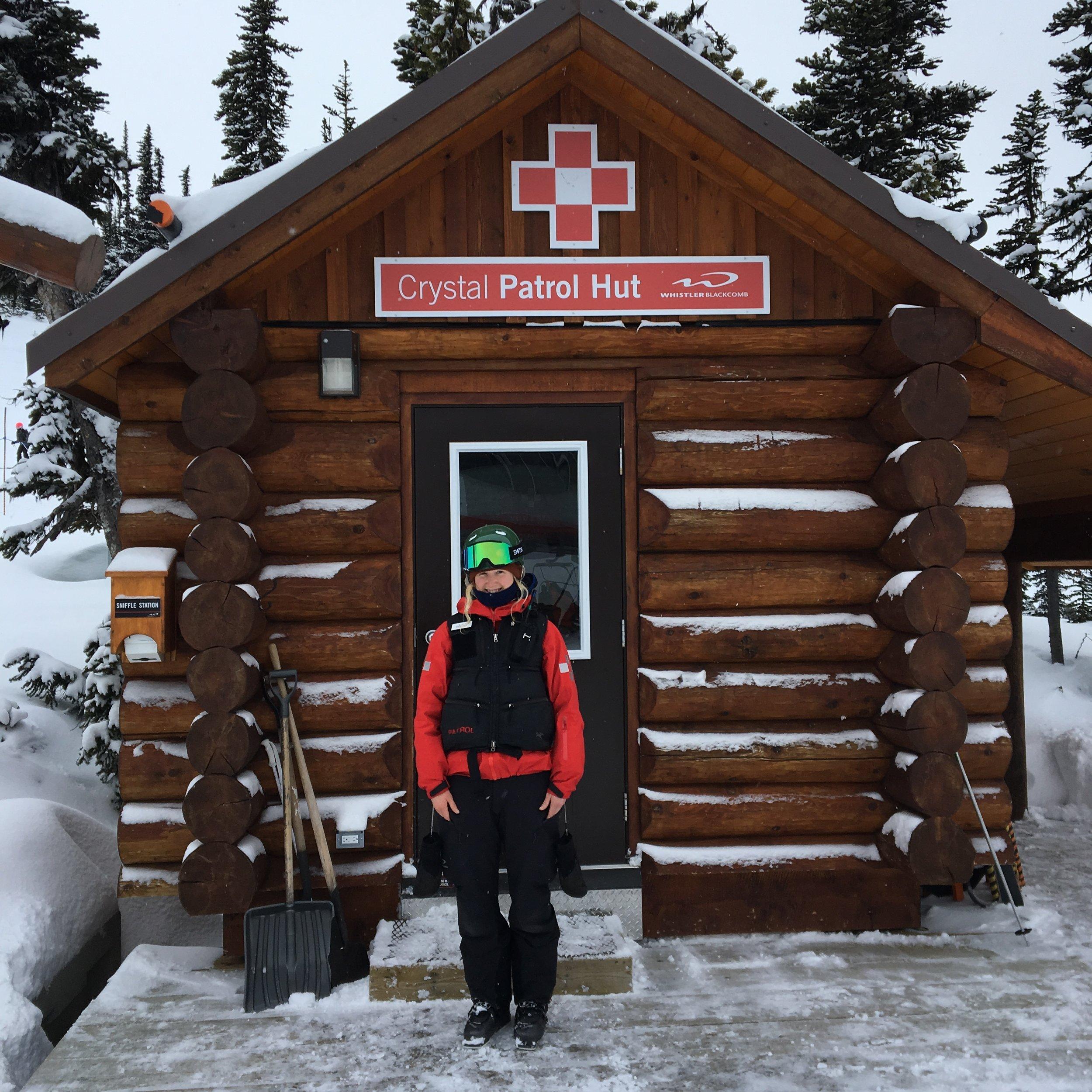 Blackcomb Ski Patrol