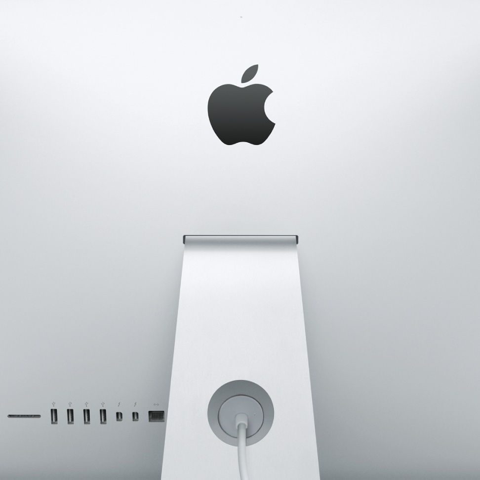 Apple - A completely new architecture for an iconic product