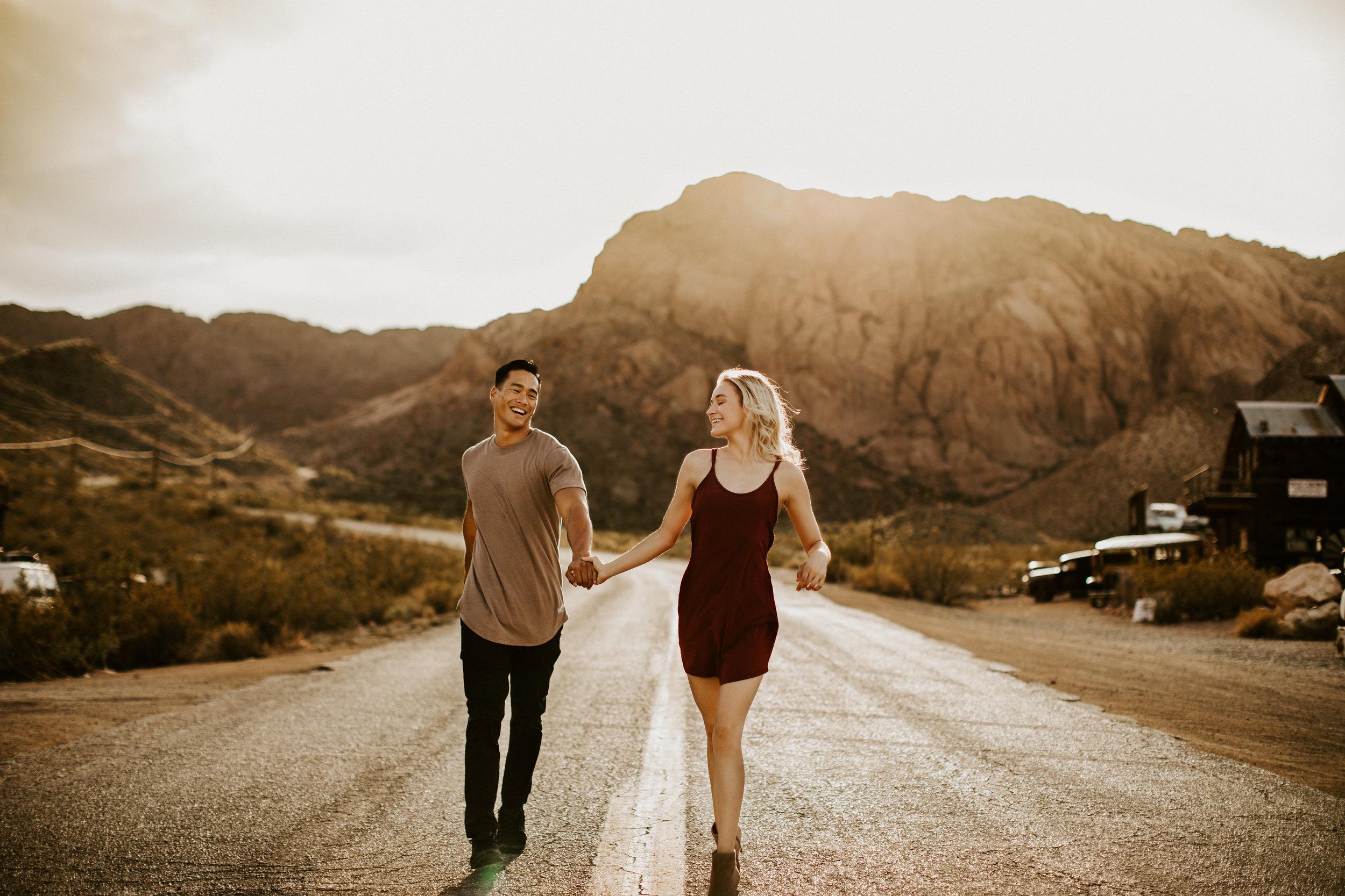 - El Dorado Canyon, Nevada
