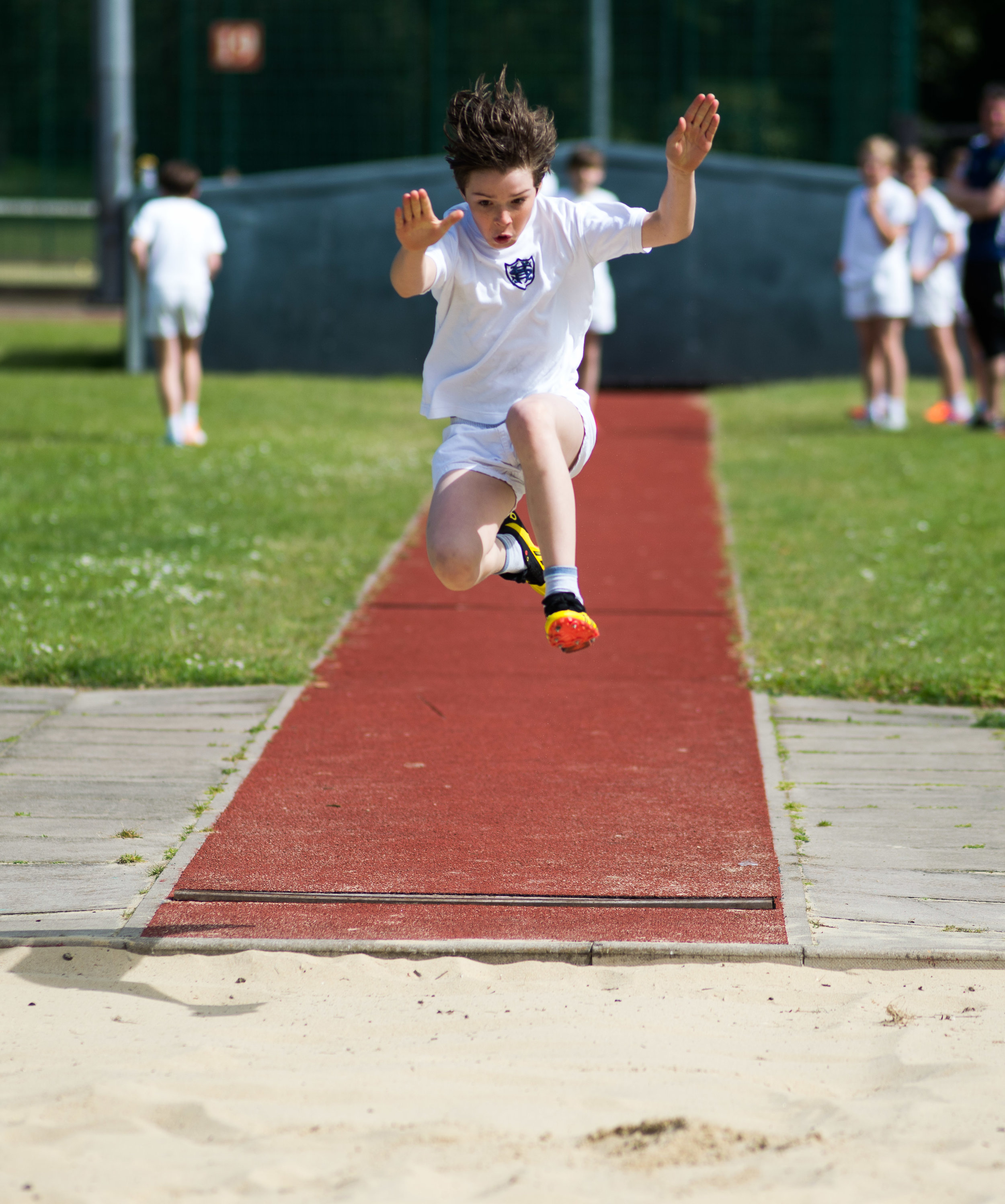 Sussex House School sports day