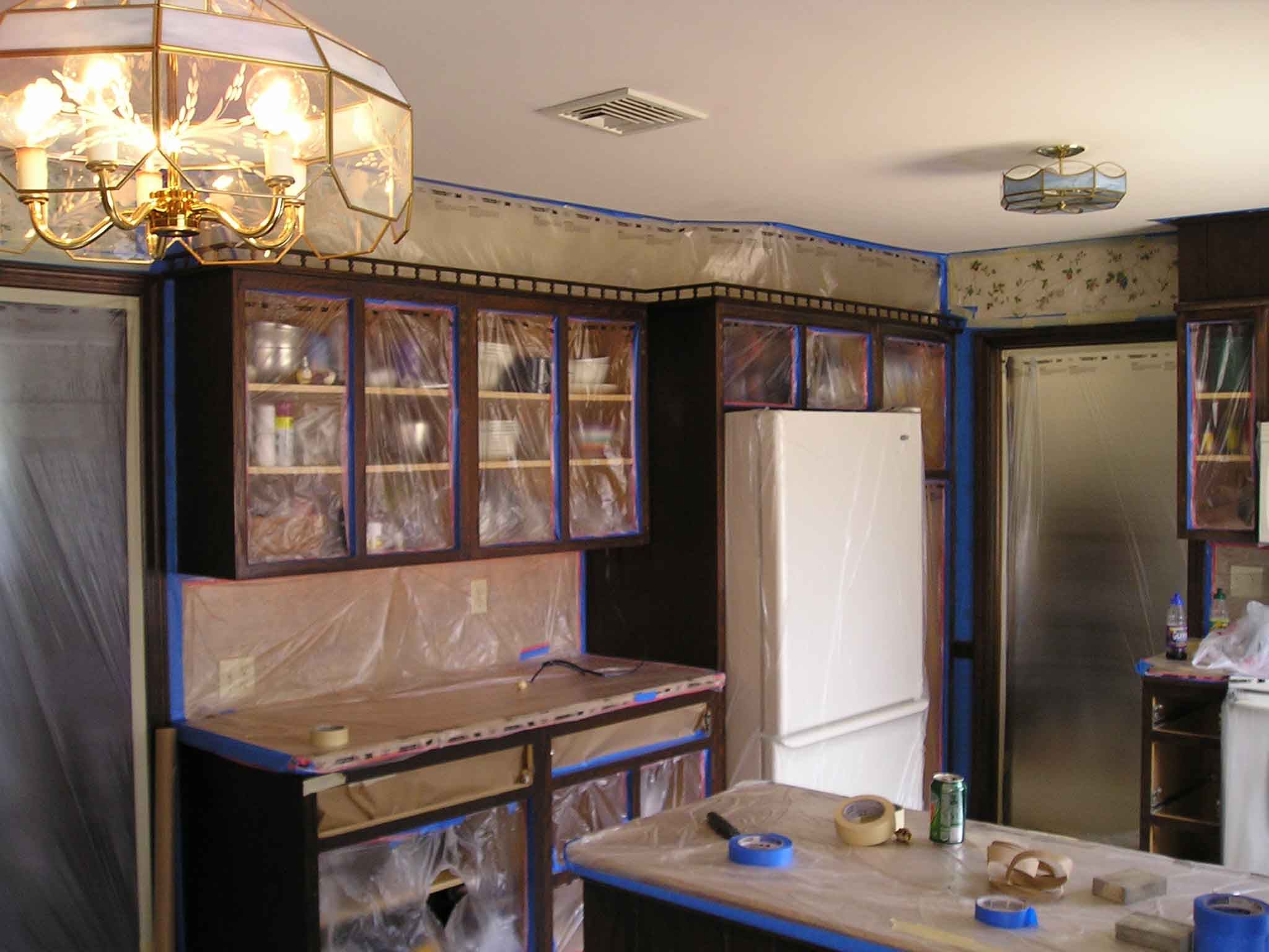 Kitchen Cabinet Painter — F&M Painting Co.   Painting ...