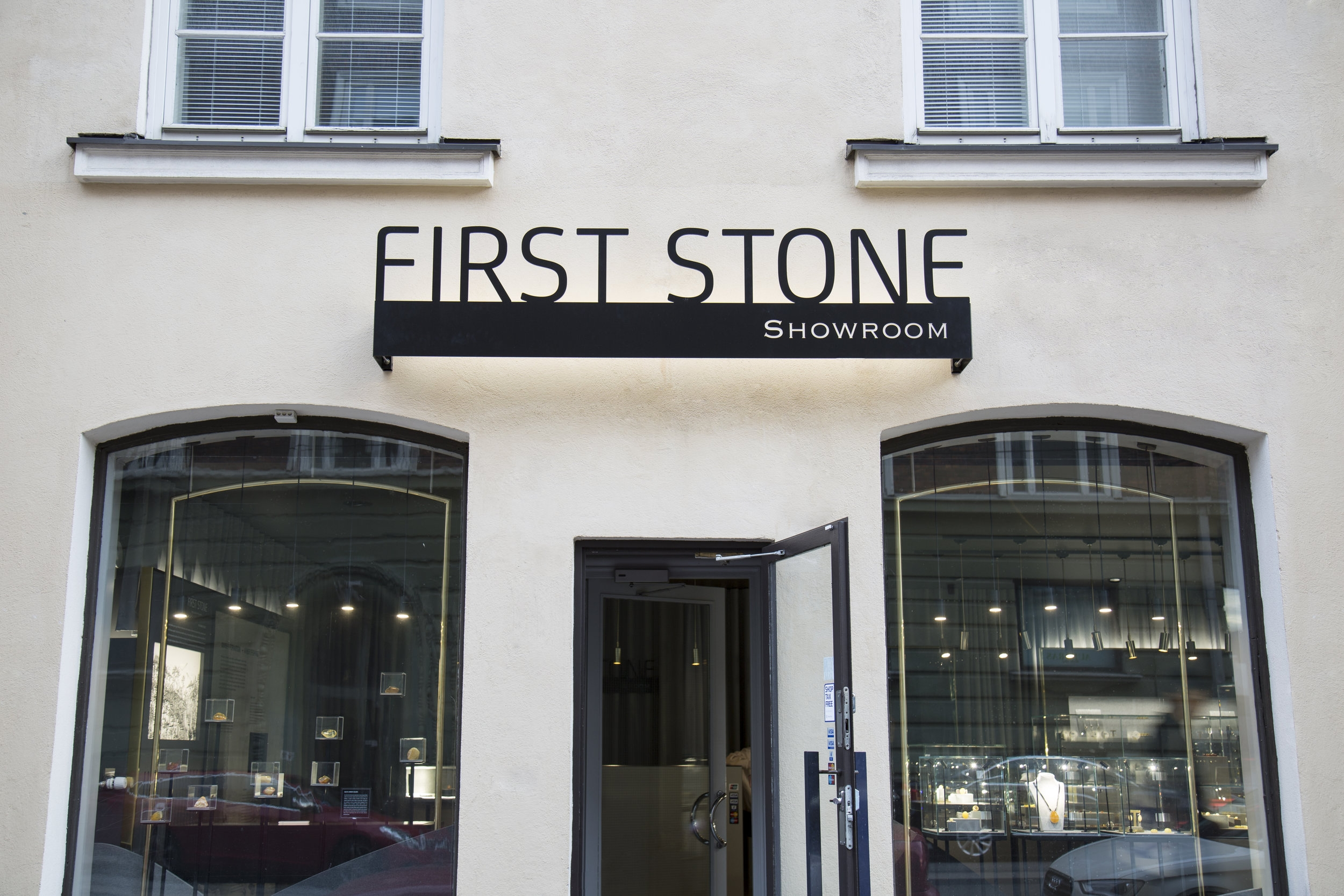 First Stone Showroom