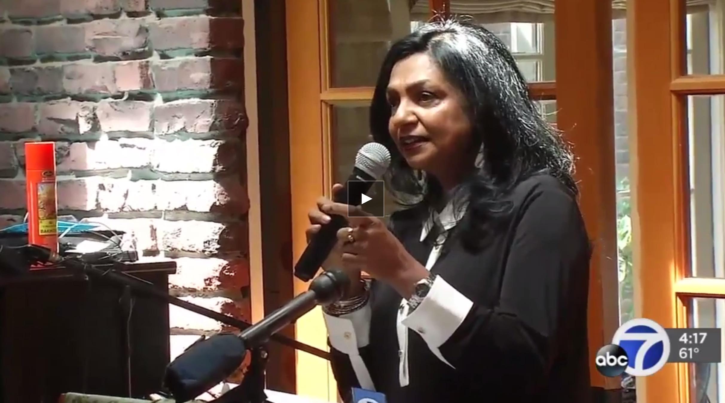 OMNIA Leader Soraya Deen speaks at first Women-led mosque