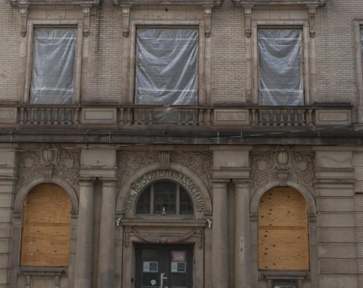Former YMCA, Pittsburgh, PA