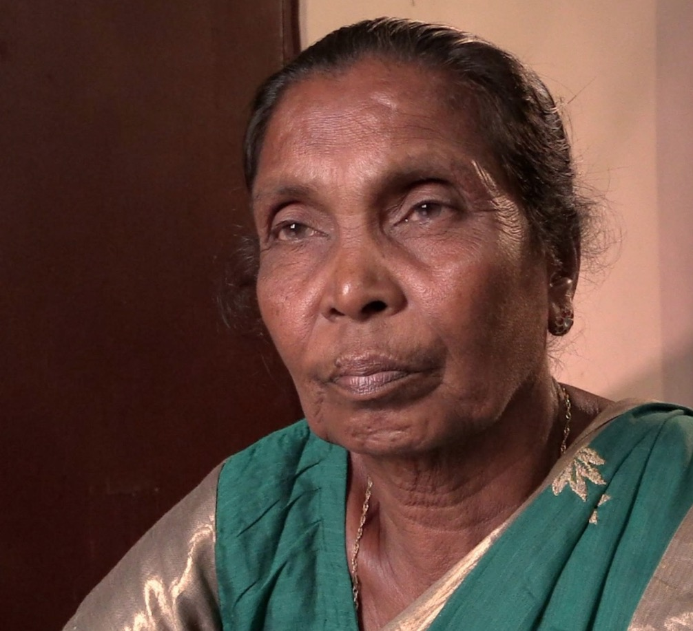 Activist Selvayohini tells of her son's 12-year disappearance after a punishing war.