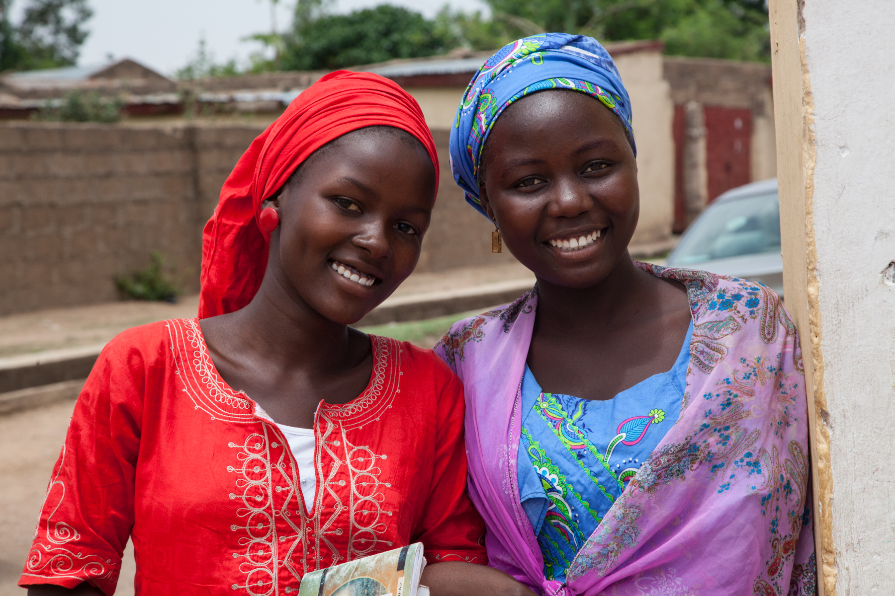 WE'VE BUILT MORE THAN 50 INTERFAITH PEACEMAKER TEAMS IN NIGERIA