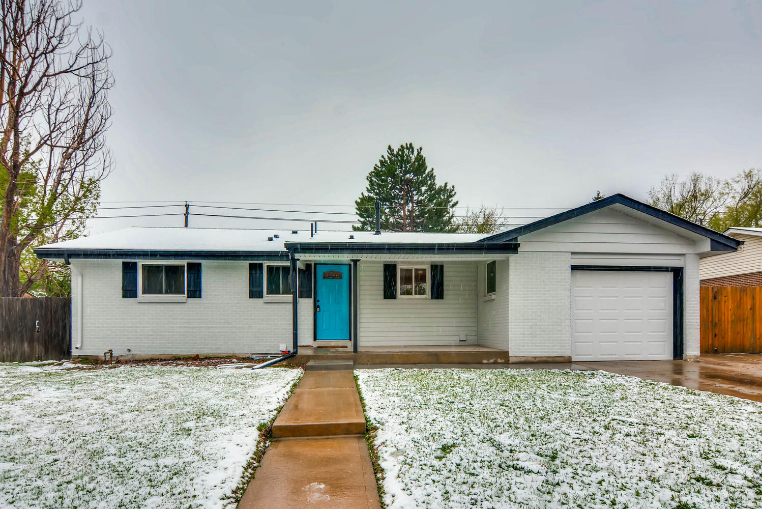 Charming, completely updated ranch home in sought-after Allendale. Buyers will fall in love w/ open floor plan and spacious kitchen. Don't miss! Sure to go fast.