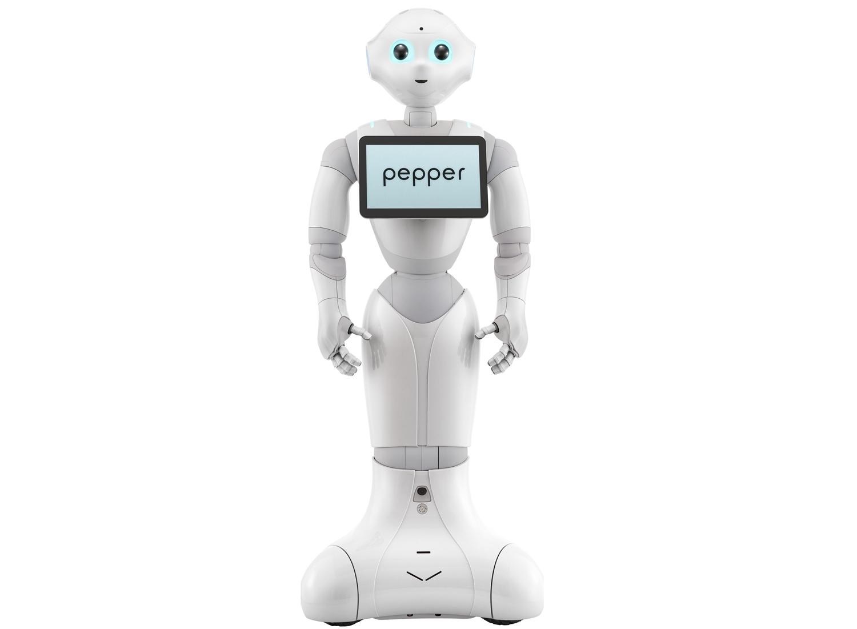 Buy Pepper Robot | Purchase Pepper In The UK | Pepper Distributor UK | UK Pepper Reseller