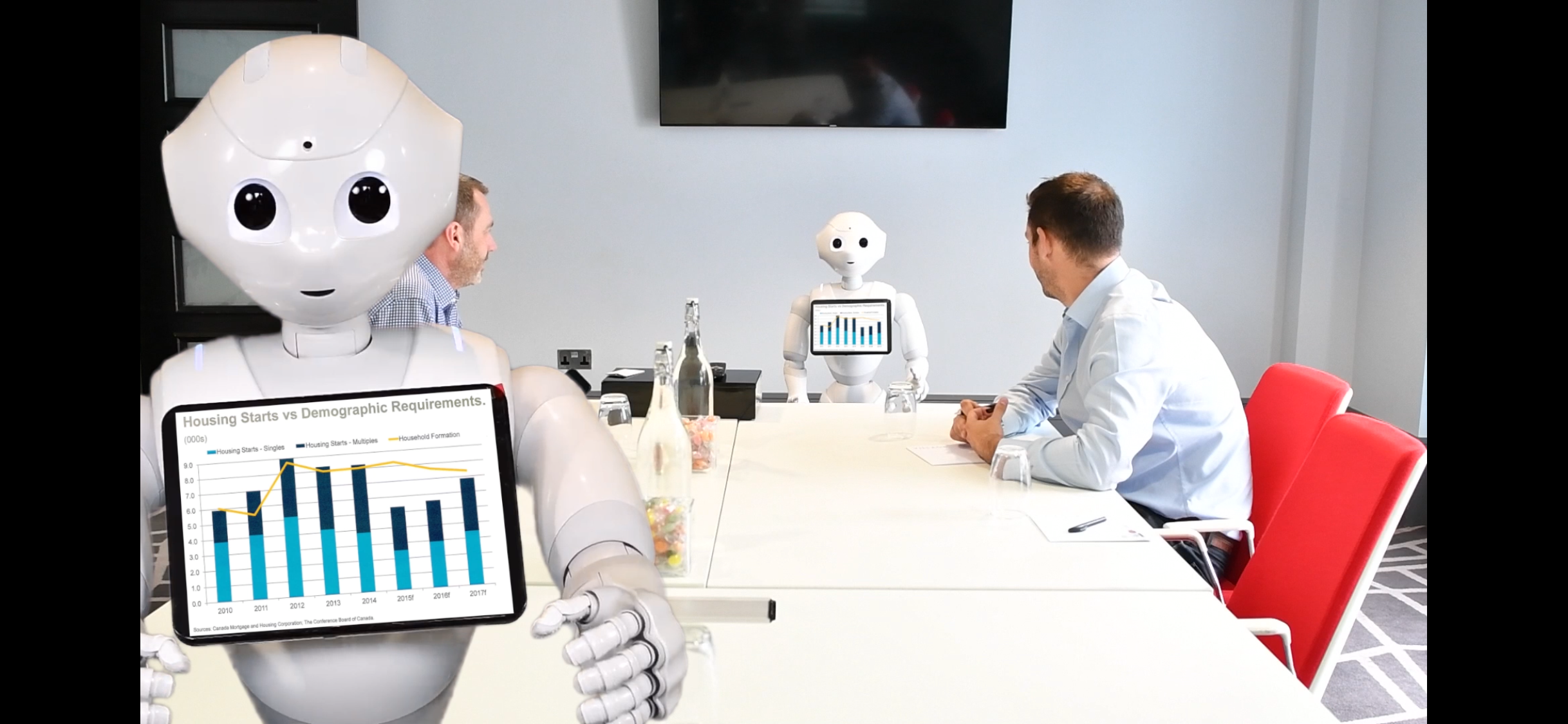 Pepper The Data Collector - Pepper is the ultimate data collector. Pepper will talk to your guests and as...................read more