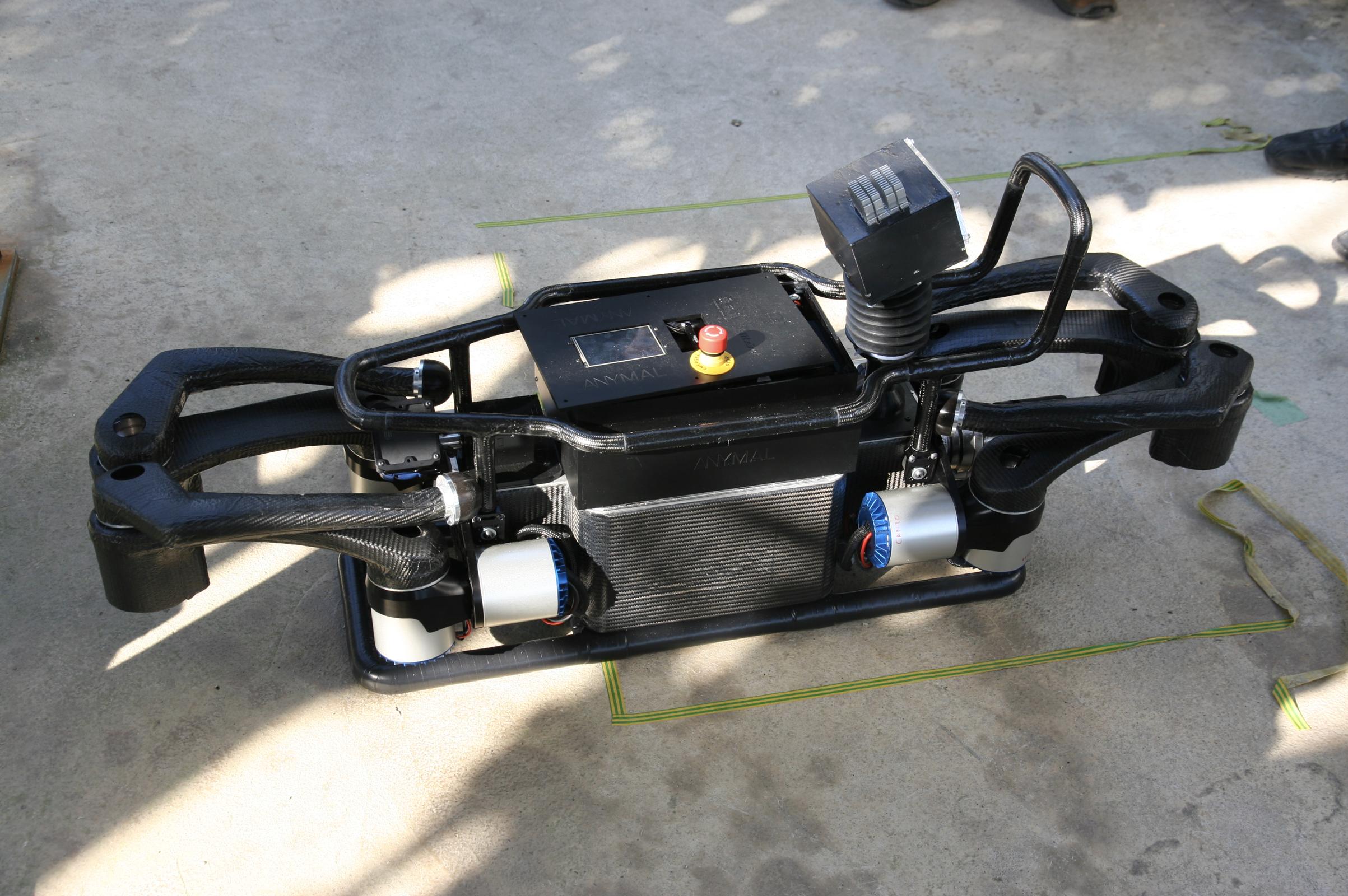 ANYmal Robot Image 8