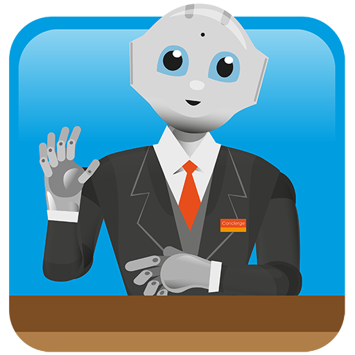 Robot Hotel Concierge Software