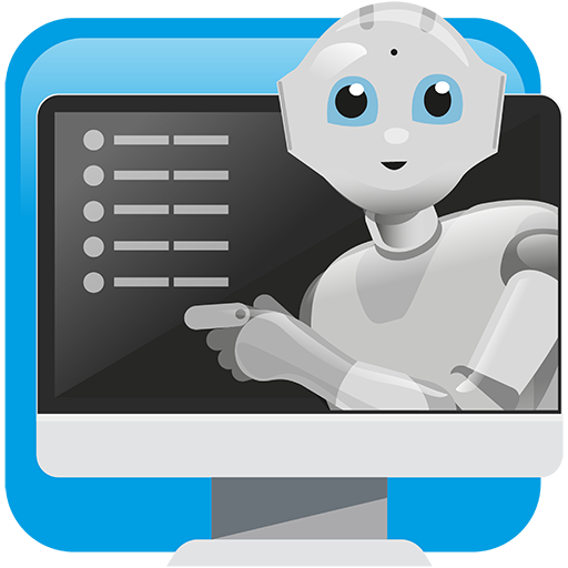 Robot Screen Controller Software