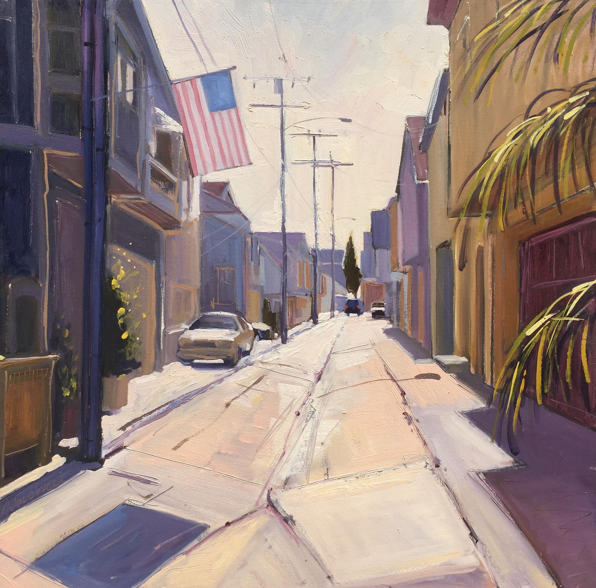 Balboa Alley