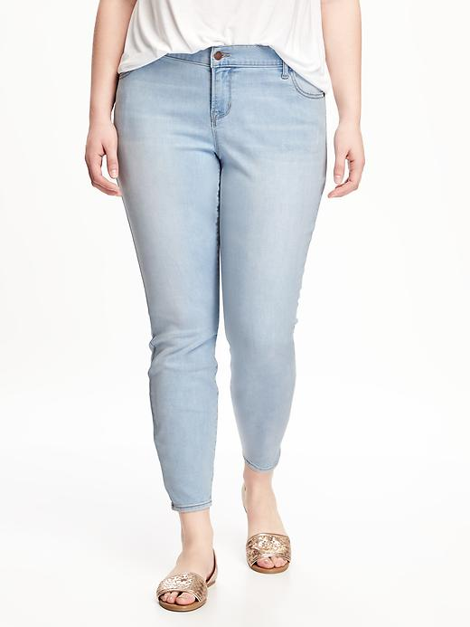 Lightwash Rockstar Jeans