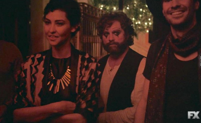 Stella Velon in 'Baskets' on FX