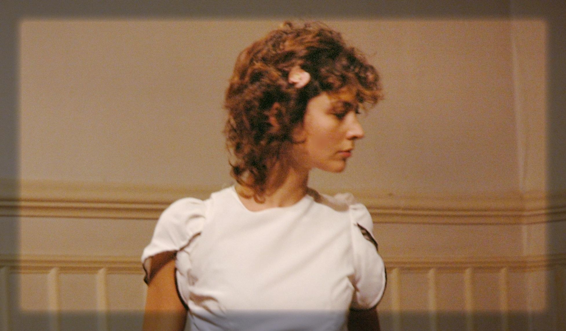 Stella Velon as the title character in A. Strindberg's  ' Miss Julie' | Robert Castle, ITNY, Copenhagen