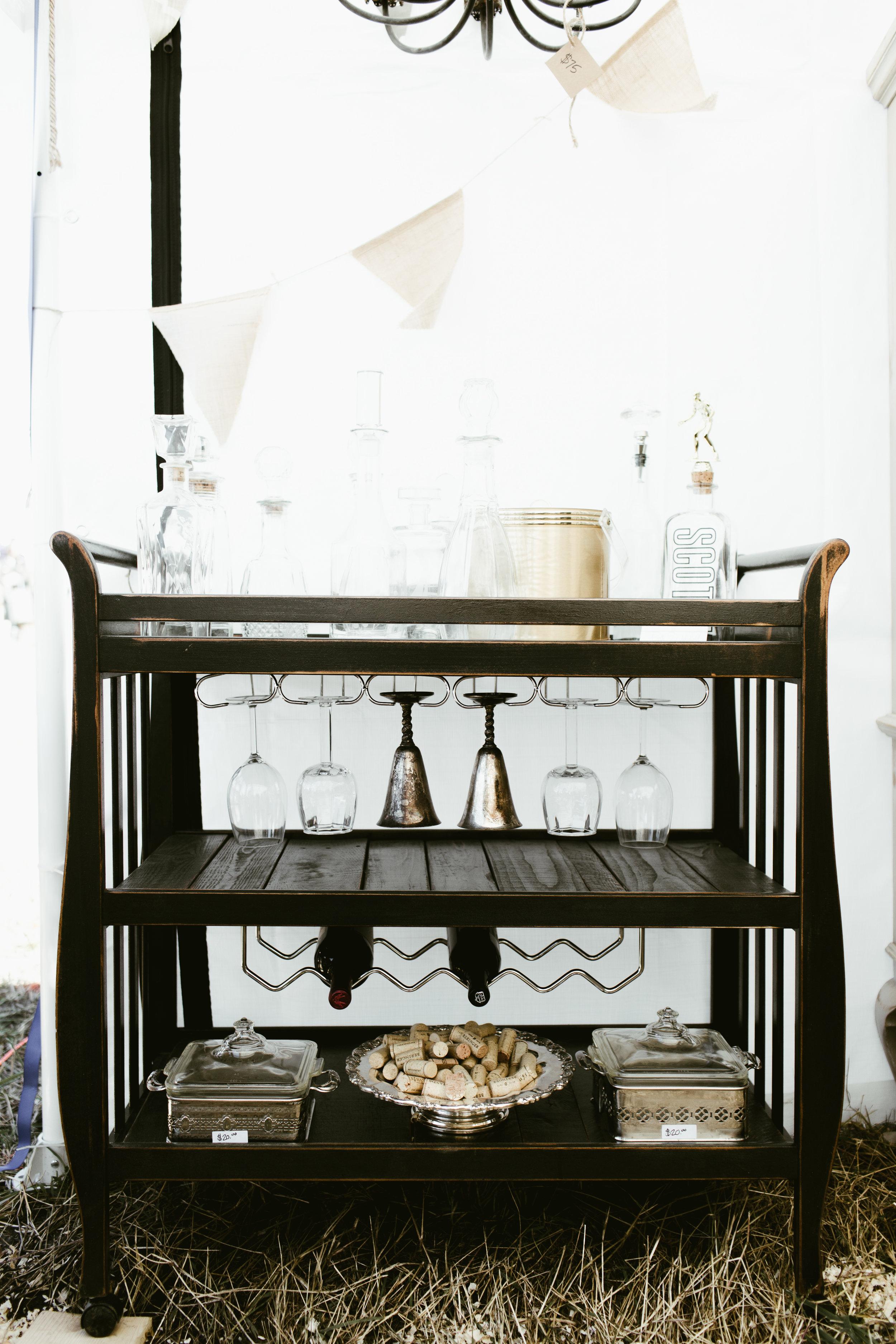 Vintage Custom Bar