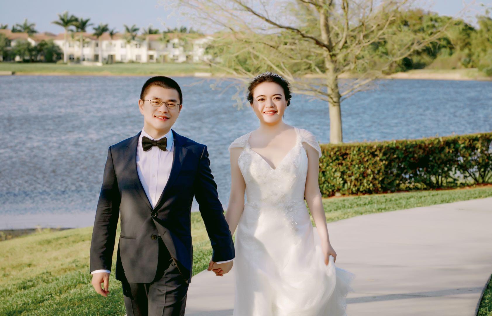 Hongyang's wedding