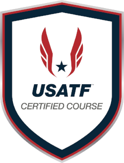 USATF Certificate #NC16046BW