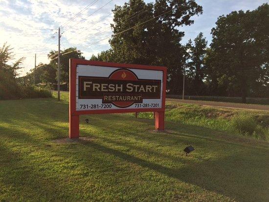 Fresh Start Restaurant - 935 Main St, Martin, TN 38237(731) 281-7200