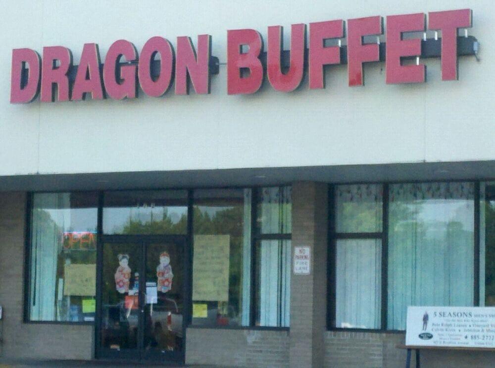 Dragon Buffet - 165 University Plaza Dr, Martin, TN 38237(731) 587-8882