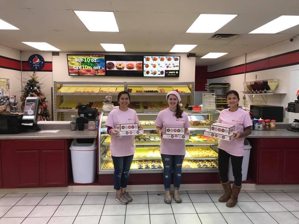 Us Donuts - 315 University St, Martin, TN 38237