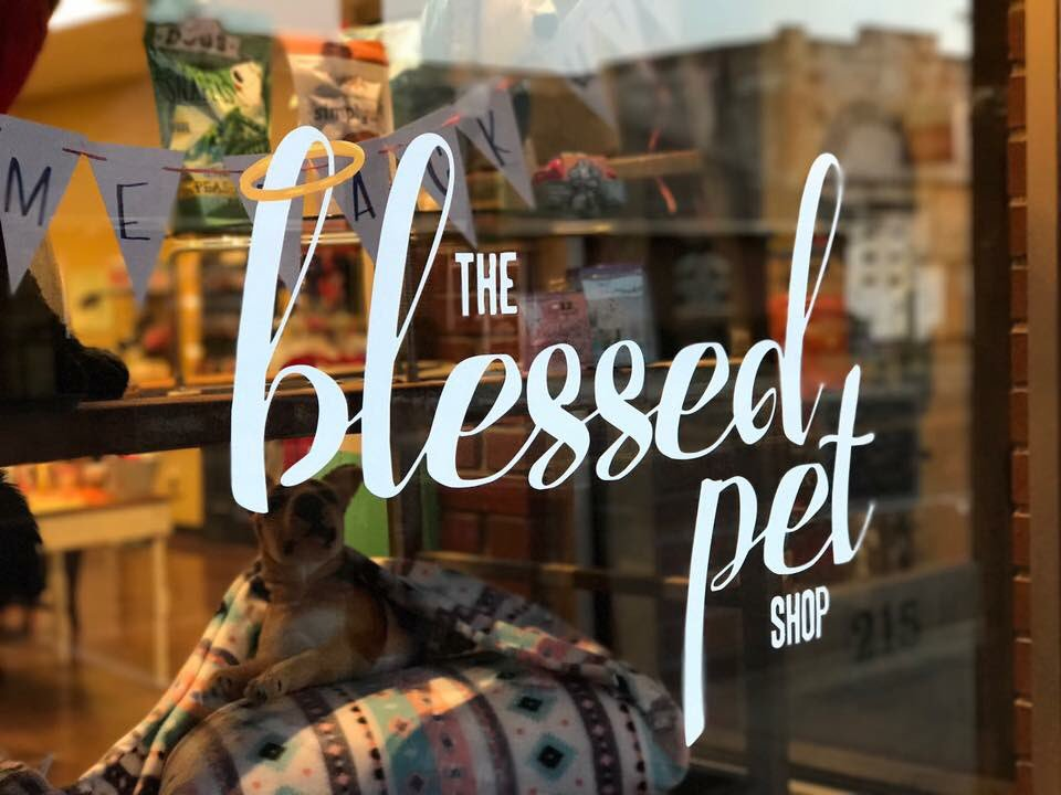 The Blessed Pet Shop - 215 S Lindell St, Martin, TN 38237(731) 819-5149