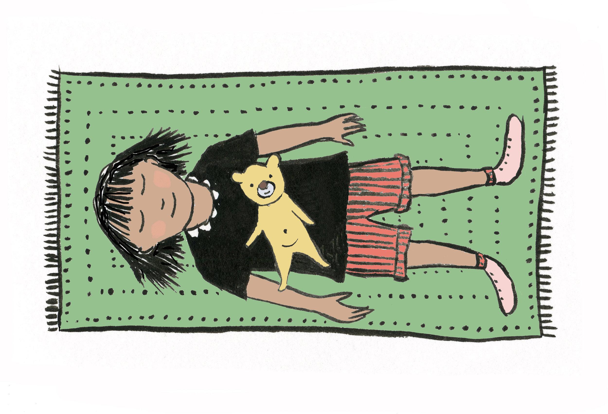 Activity-based mindfulness for kids