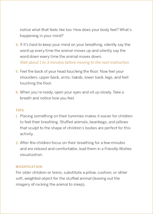 From the  Mindful Games Activity Cards , by Susan Kaiser Greenland with Annaka Harris