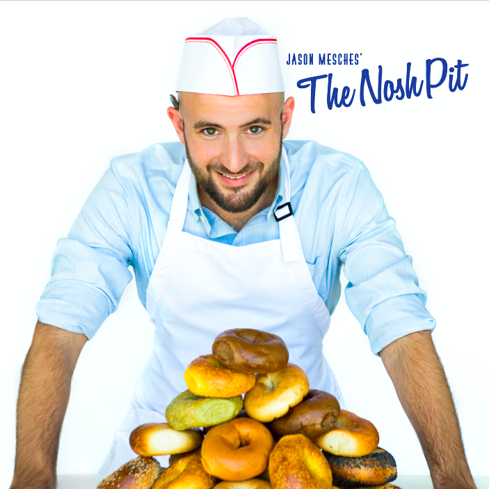 """The Nosh Pit"" released in 2016 is a continuation of Jason's exploration of Jewish life as a kid. Songs to make you dance, songs to make you think, and songs to me you laugh - fun for the whole family!     Listen on Spotify just to the right of here, or buy on  iTunes     Recorded, mixed and mastered by Steve Page at Berendo Street Music in Los Angeles, CA."