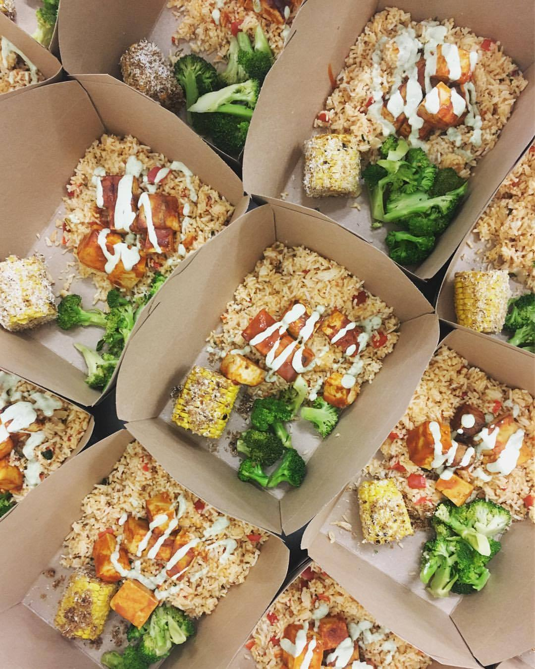 We are all about a fresh approach to conscious eating - So we've created a catering menu that is delicious, seasonal, and totally bad-ass!