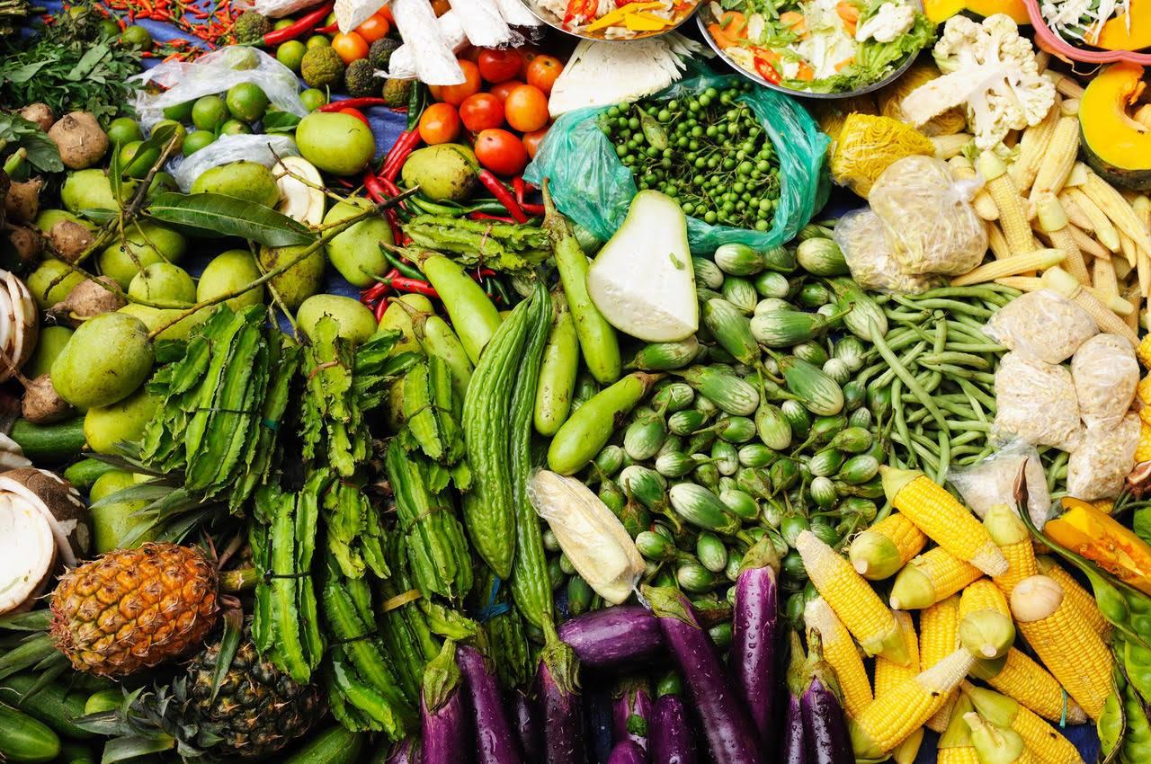 vegan indonesian food