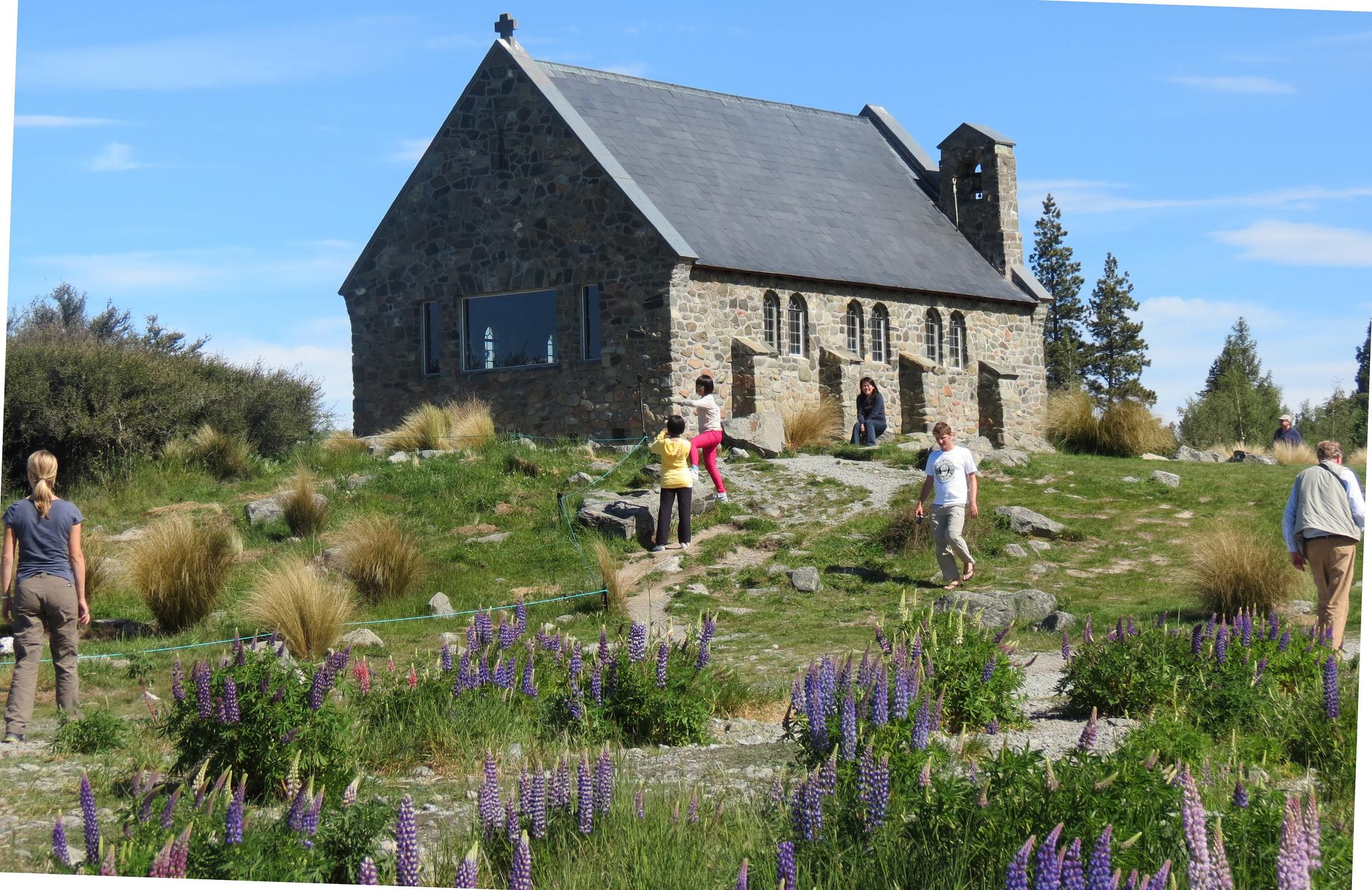 牧羊人教堂  Gwydion M Williams/CC BY 2.0/https://www.flickr.com/photos/45909111@N00/8948706351